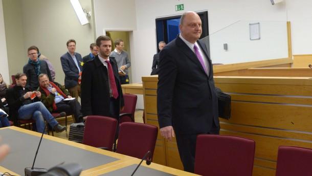 "Glaeseker: Christian Wulff war ein ""totaler Kontrollfreak"""