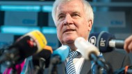 Seehofer stellt sich gegen SPD-Rentenpläne