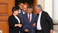 Polens Regierung bleibt uneinsichtig