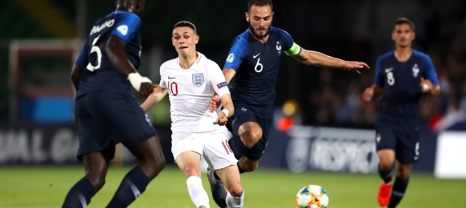 U21 Em Frankreich Gewinnt Kurioses Auftaktspiel Gegen England
