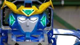 """Ingenieure bauen """"Transformer"""" mit Sitzplätzen"""