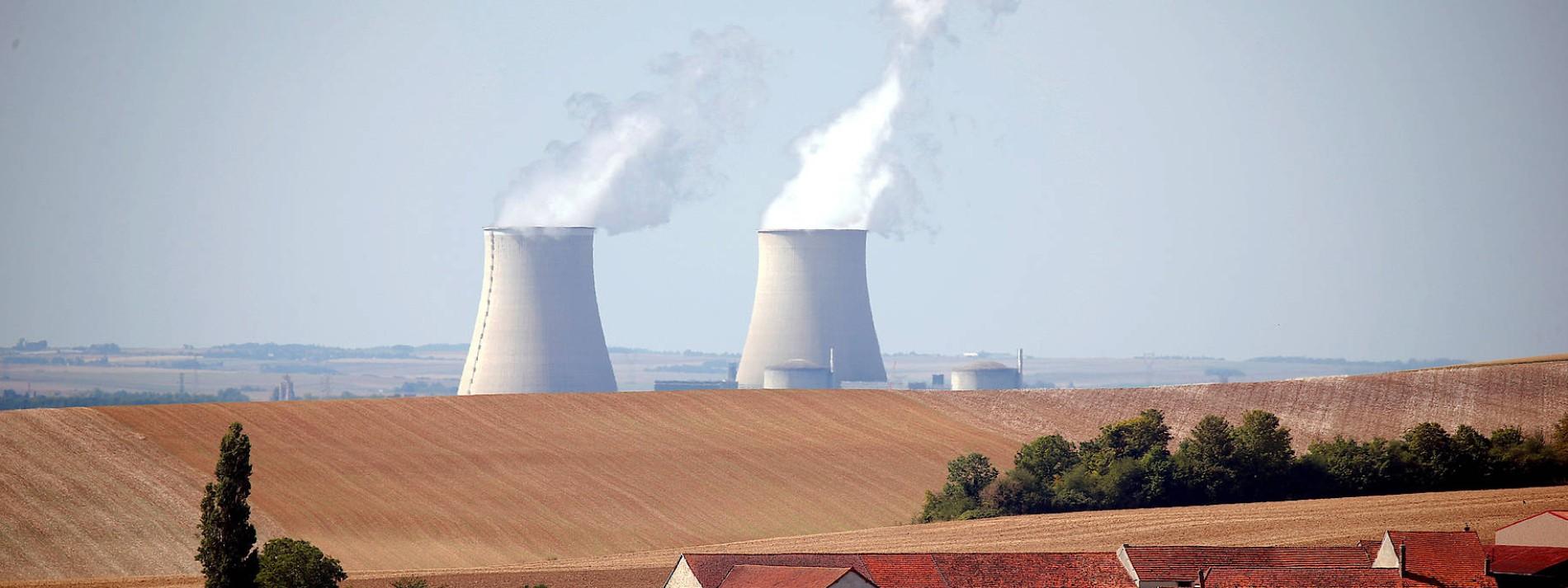 Atomnation Frankreich als Klimaschützer