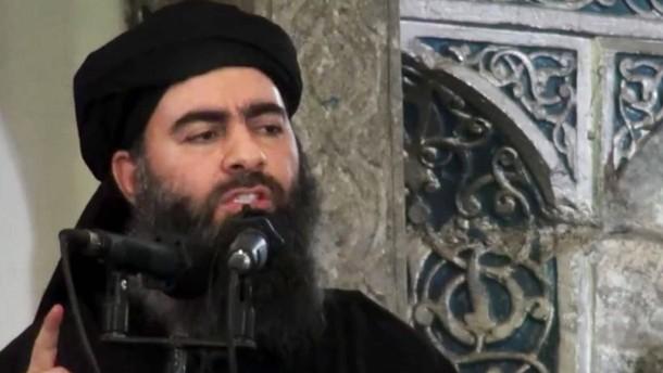 Syrische Beobachtungsstelle meldet Tod von al Bagdadi