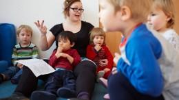 Deutsch lernen in der Kita