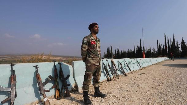 Israelische Luftangriffe in Syrien