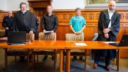 Angeklagte nach Mord an Flüchtling verurteilt