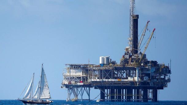 Gefangen zwischen Opec und Fracking