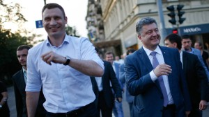 Vitali Klitschko  - mit Umweg zum Ziel