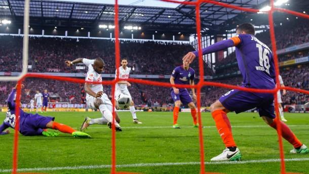 Werders Serie endet mit einem Spektakel