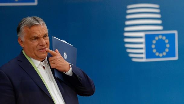 EU macht Druck auf Ungarn