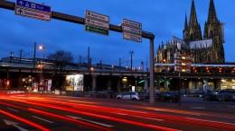 Diesel-Fahrverbote in Köln und Bonn