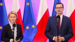 Was will Polen von der EU?