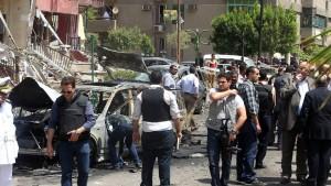 Der Terror erreicht Kairo