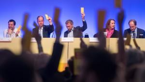 Wie die FDP Kleinrentner vor der Armut bewahren will