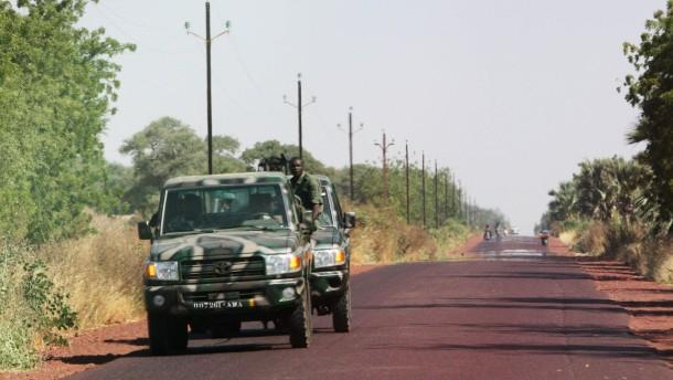 Gegenoffensive von Al Qaida in Mali