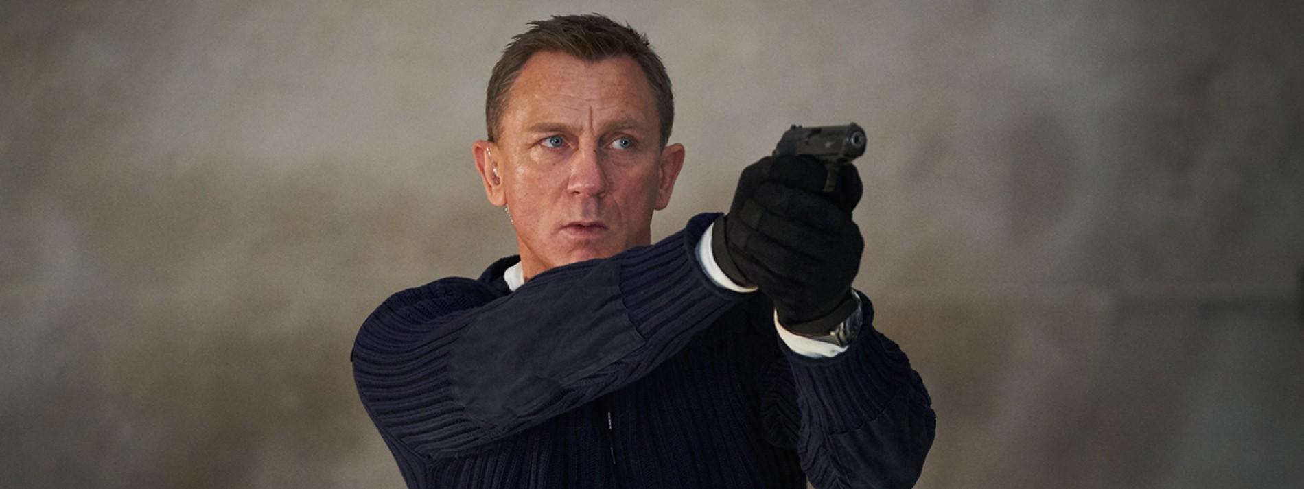 James Bond hat keine Zeit fürs Kino