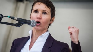 Drohschreiben an FDP-Politikerin Skudelny
