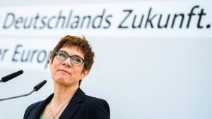 Wirtschaftsflügel der Union fordert Härte gegen SPD