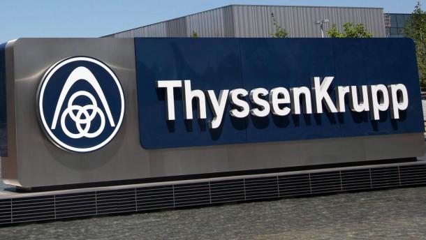 Was macht Thyssen nun in Europa?