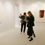 Momentaufnahme aus besseren Zeiten: Die Art Cologne im April 2019