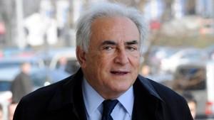 Strauss-Kahn zahlt angeblich Millionen an Zimmermädchen