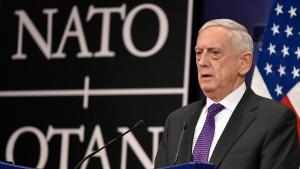 Amerika fordert von EU Klarstellung zu Verteidigungsunion
