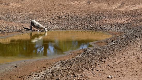 Das Land ohne Wasser