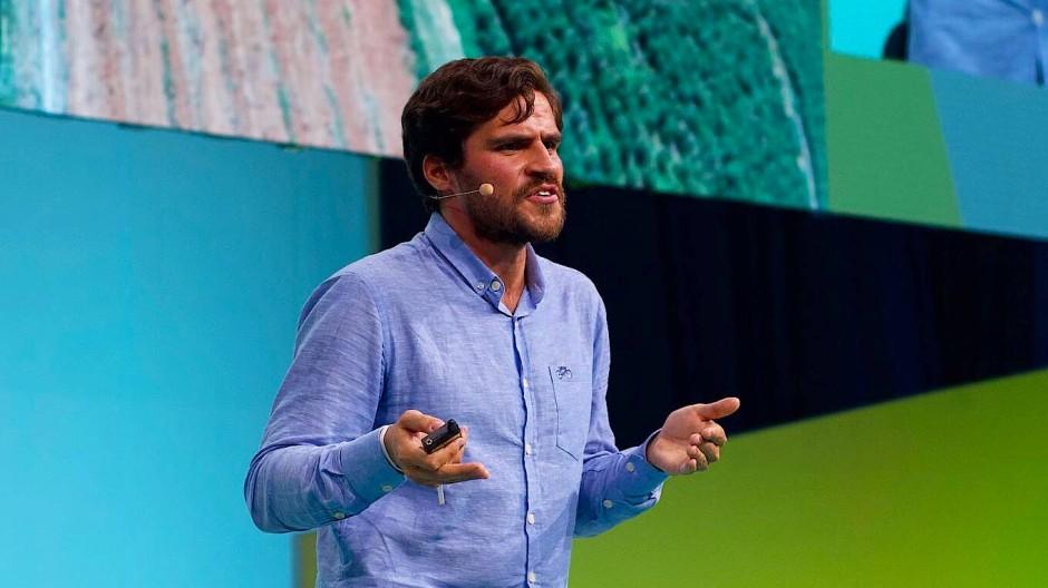 Felipe Villela spricht auf der MeConvention 2019