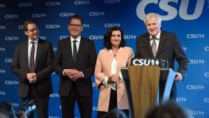 Bayern, CSU, aufgepasst!