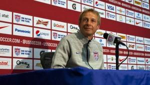 Klinsmann fordert Entschuldigung von seinem Sohn