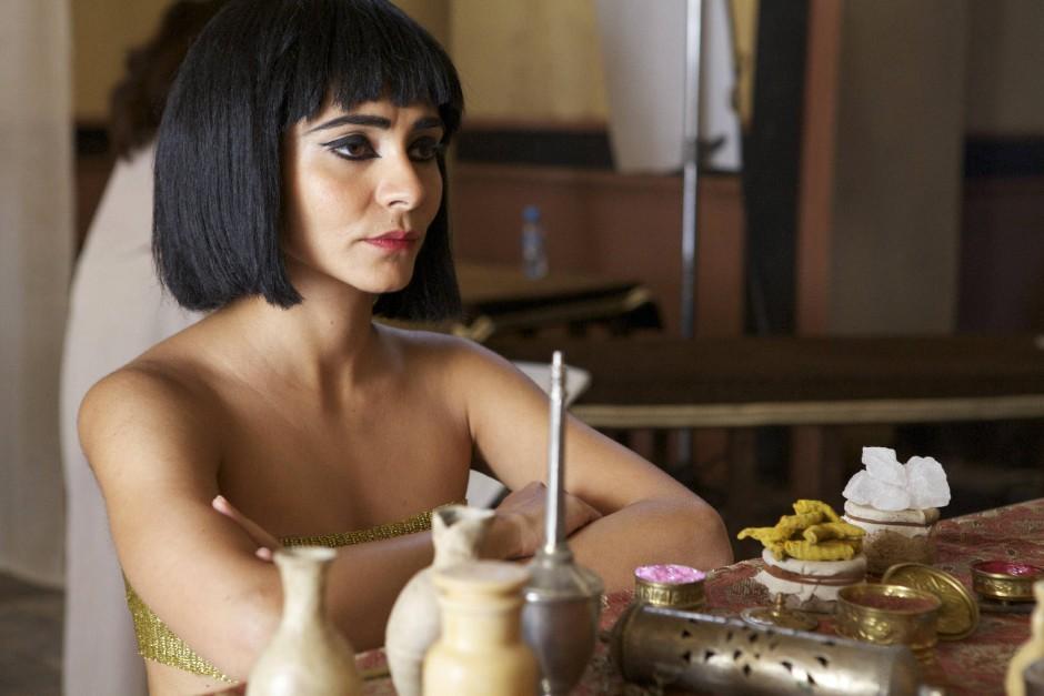 Bilderstrecke zu: Frauenreihe im ZDF: Kleopatra denkt laut