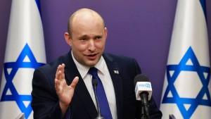 Der erste Erfolg für Oppositionsführer Netanjahu