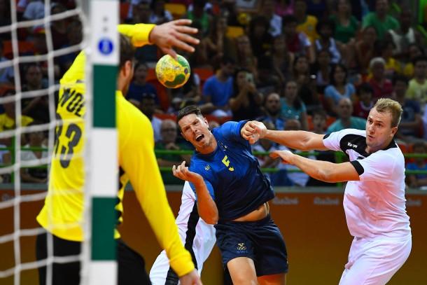 Bilderstrecke Zu Olympia 2016 Handball Deutsche Siegen Gegen