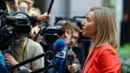 EU-Spitzen fordern maßvolles Vorgehen in Türkei