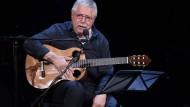Kritisiert die Knabe-Unterstützer lautstark: Liedermacher Wolf Biermann