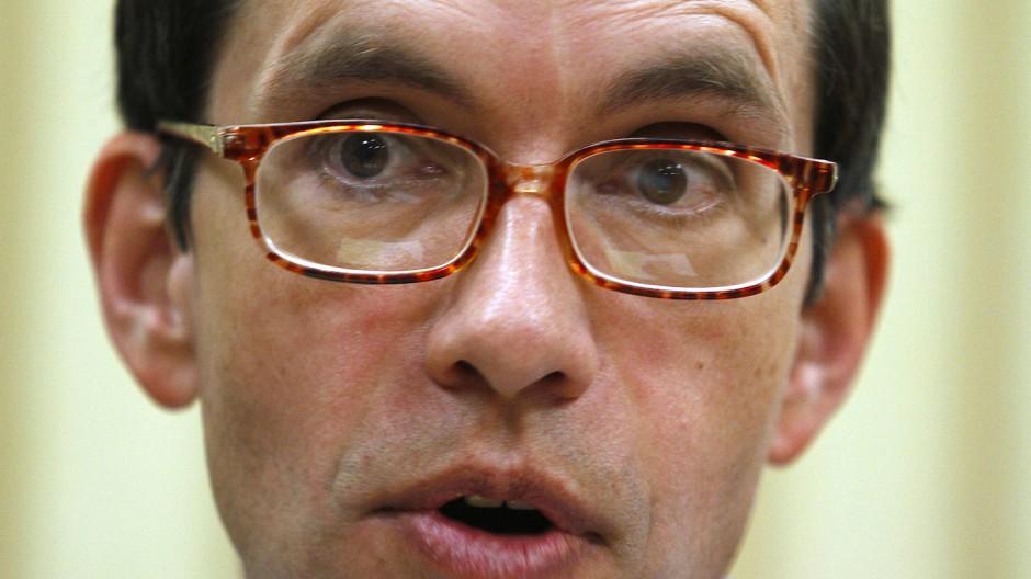 """Jens Söring gibt 2011 im Gefängnis """"Buckingham Correctional Center"""" ein Interview."""