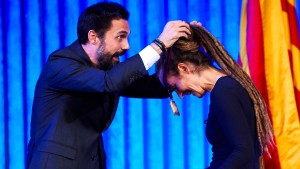 Katalanisches Parlament verleiht Ehrenmedaille an Rackete