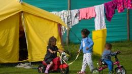 Vereinte Nationen rechnen mit bis zu fünf Millionen Flüchtlingen