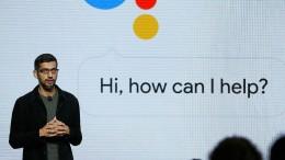 Google erzieht uns zur Faulheit