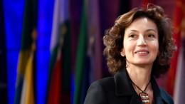 Azoulay zur neuen Unesco-Chefin gewählt