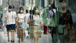 Japan erlebt Corona-Schreck