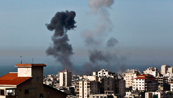 Terrorgruppe beschießt Israel mit Raketen