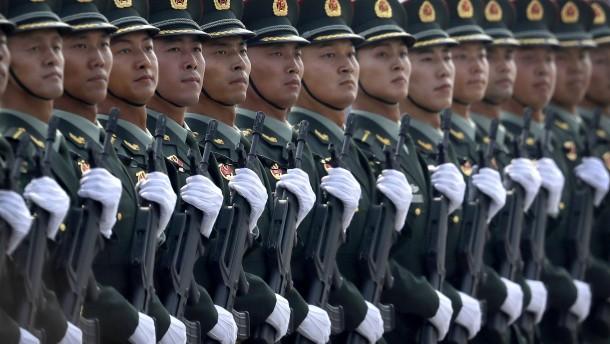 Verteidigungsministerium warnt vor Bedrohung durch China