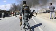 Dutzende Tote und Verletzte bei Taliban-Attacken in Kabul