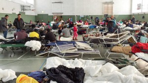 Kümmern im Akkord um Asylbewerber