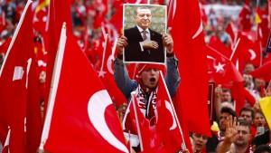 Erdogans treue Truppen