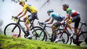 Auffälliger Test bei Radstar Chris Froome