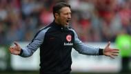 """""""Nicht akzeptabel"""" findet Trainer Niko Kovac das Auftreten seiner Profis im Breisgau."""