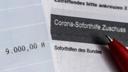 NRW stoppt Auszahlung von Soforthilfen