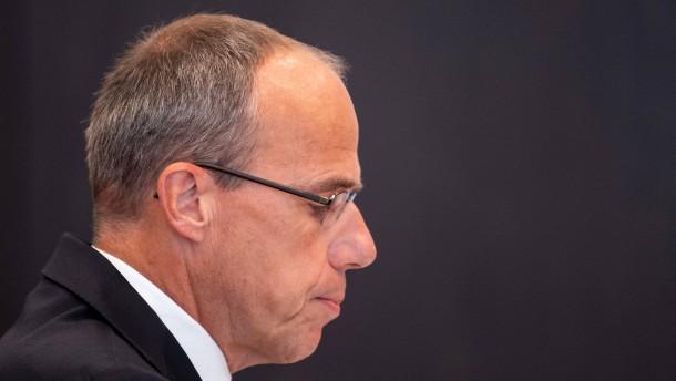 Auch in Hanau waren verdächtigte SEK-Beamte im Einsatz